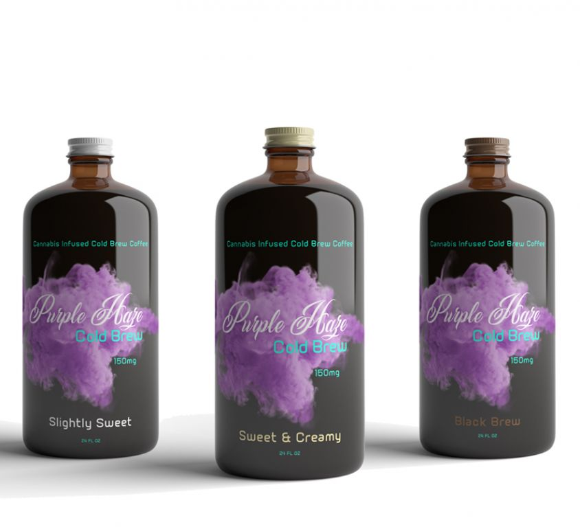 PURPLE HAZE COLD BREW