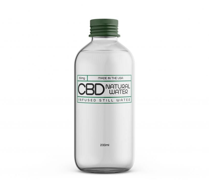 CBD NATURAL WATER