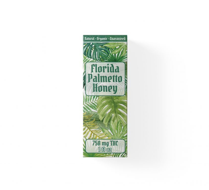 FLORIDA PALMETTO HONEY