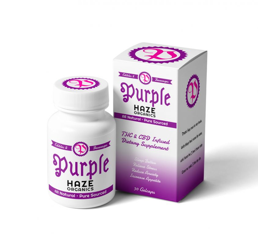 PURPLE HAZE ORGANICS