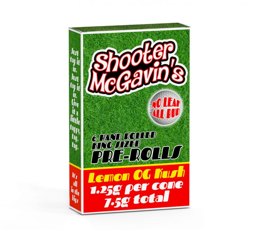SHOOTER MCGAVIN'S