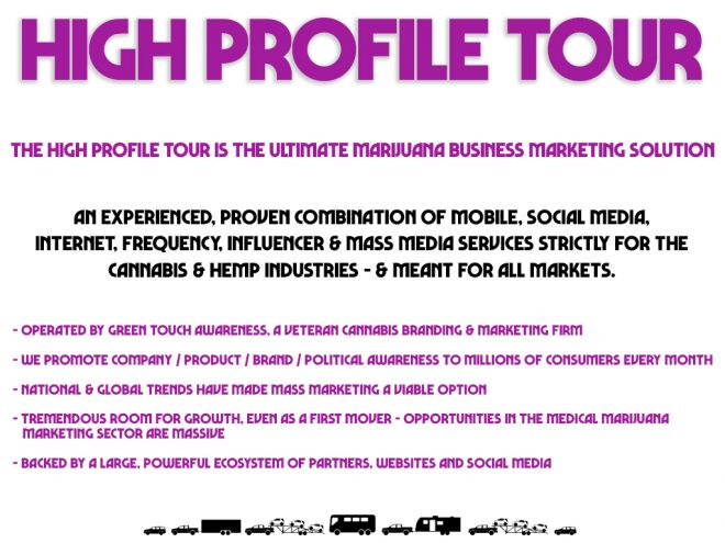 high profile tour company overview