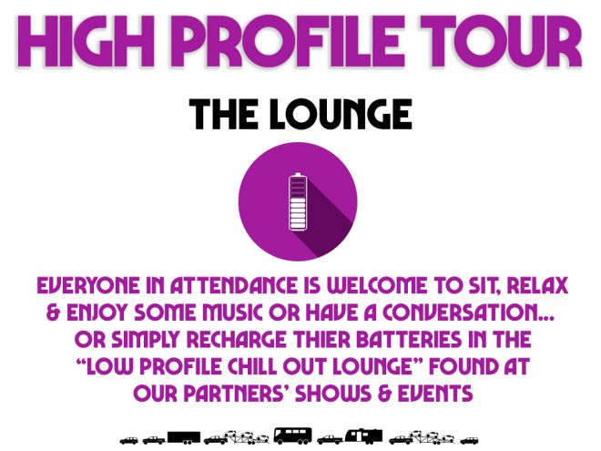high profile tour pitch deck the lounge